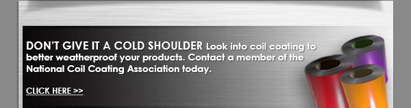 Contact a member of the National Coil Coating Association today