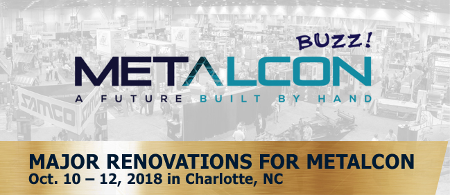 Major Renovations For Metalcon