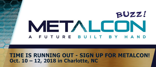 Major Renovations For Metalcon
