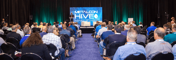 """A METALCON MUST """"The Limitless Applications of MCM"""""""