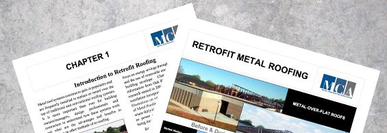 NEW DESIGN GUIDE! - Retrofit Metal Roofing